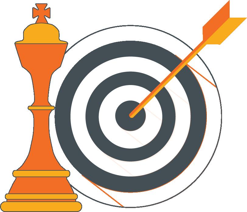 Lead Generation & Digital Marketing Icon